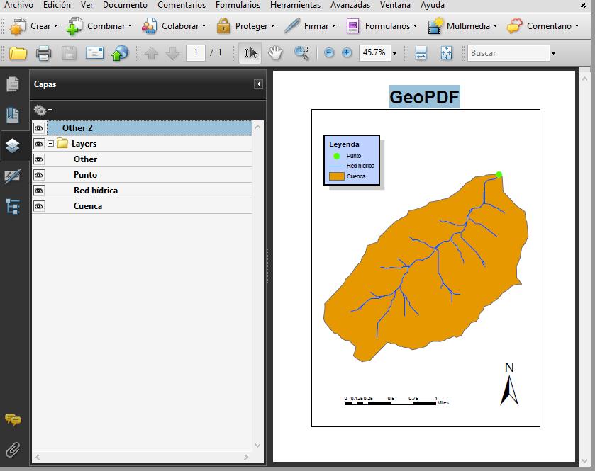 Crear GeoPDF